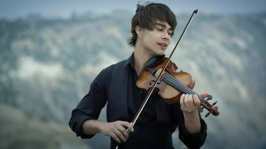 آهنگ Europes Skies از Alexander Rybak