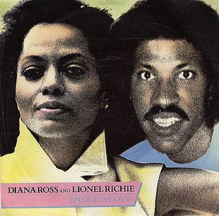 آهنگ Endless Love از  لیونل ریچی (Lionel Richie) و دایانا راس (Diana Ross)