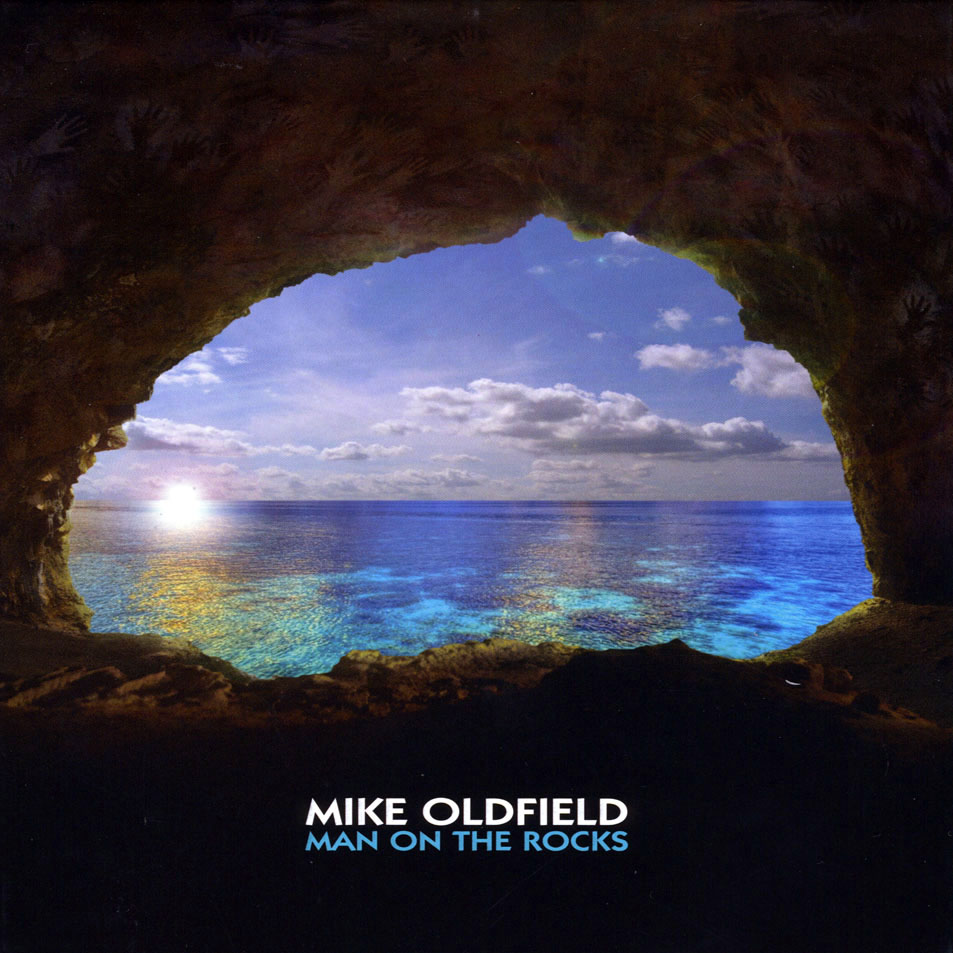 آهنگ Man on the Rocks از Mike Oldfield