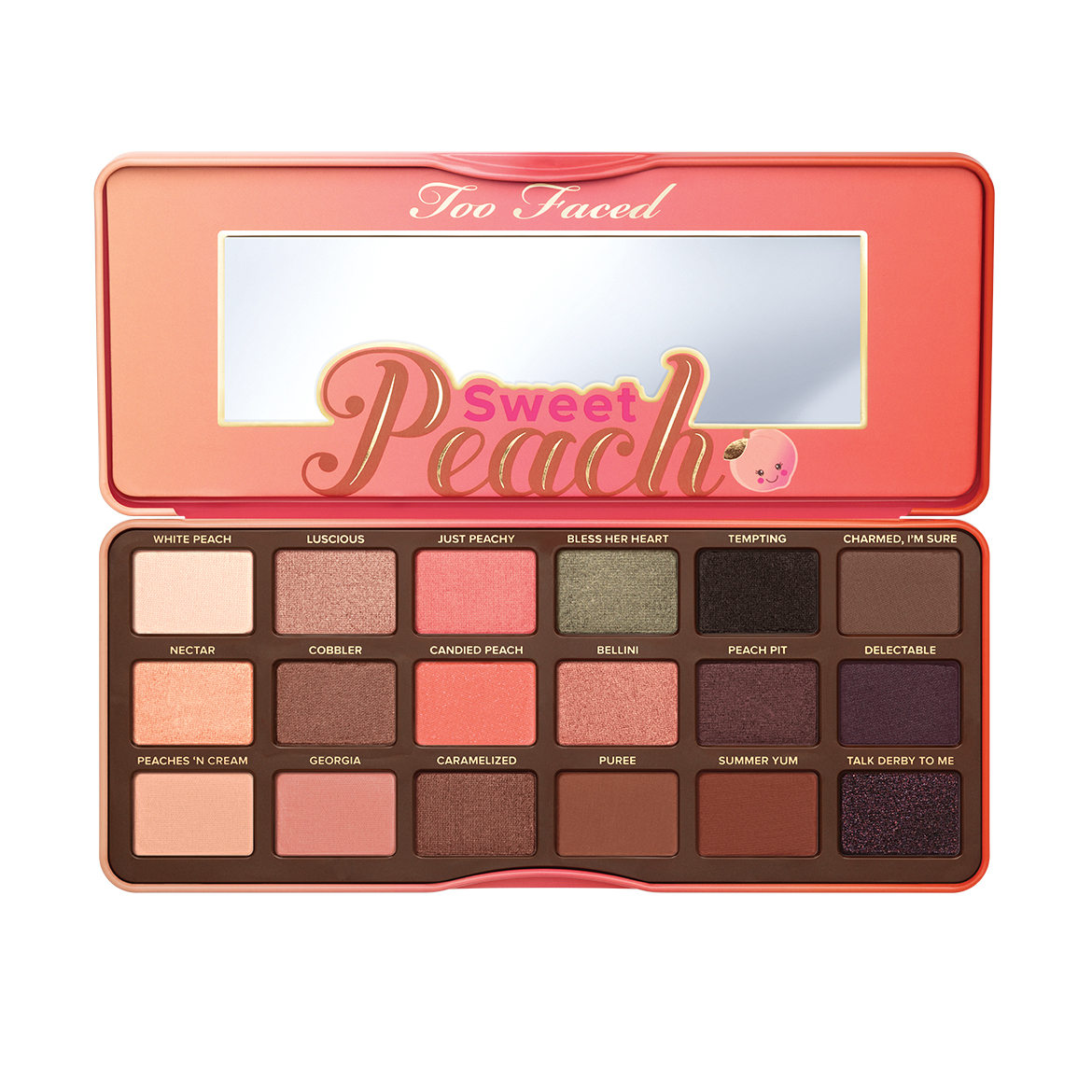 تو فیسد (Too Faced)